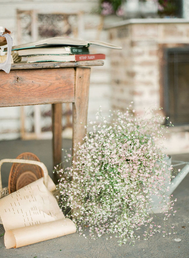 Vintage Wedding Inspiration with Ally Rahal
