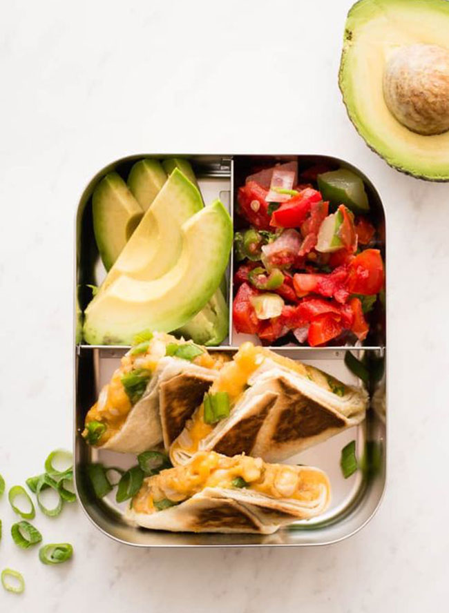 Meal Prep Lunches, Trader Joe's Lunches