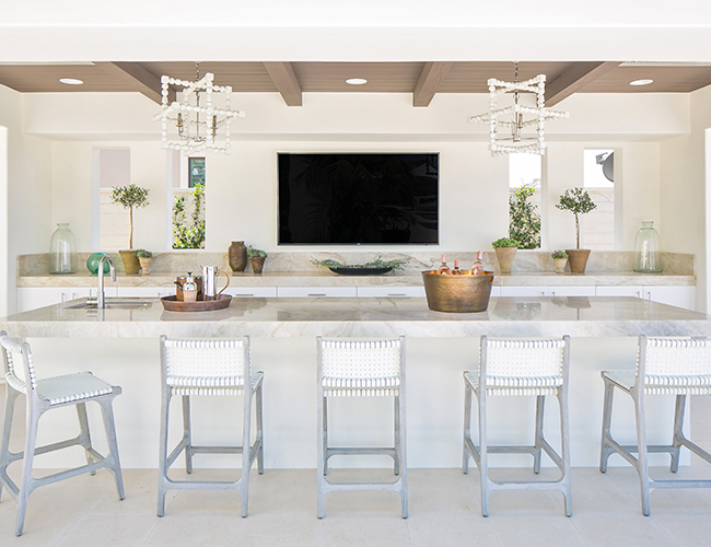 A Classic Coastal Home, Design Works