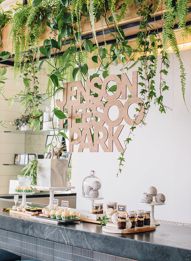 Modern First Birthday Party, Natural Birthday Party