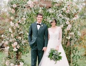 Rustic Barn Wedding, Rustic Floral Wedding