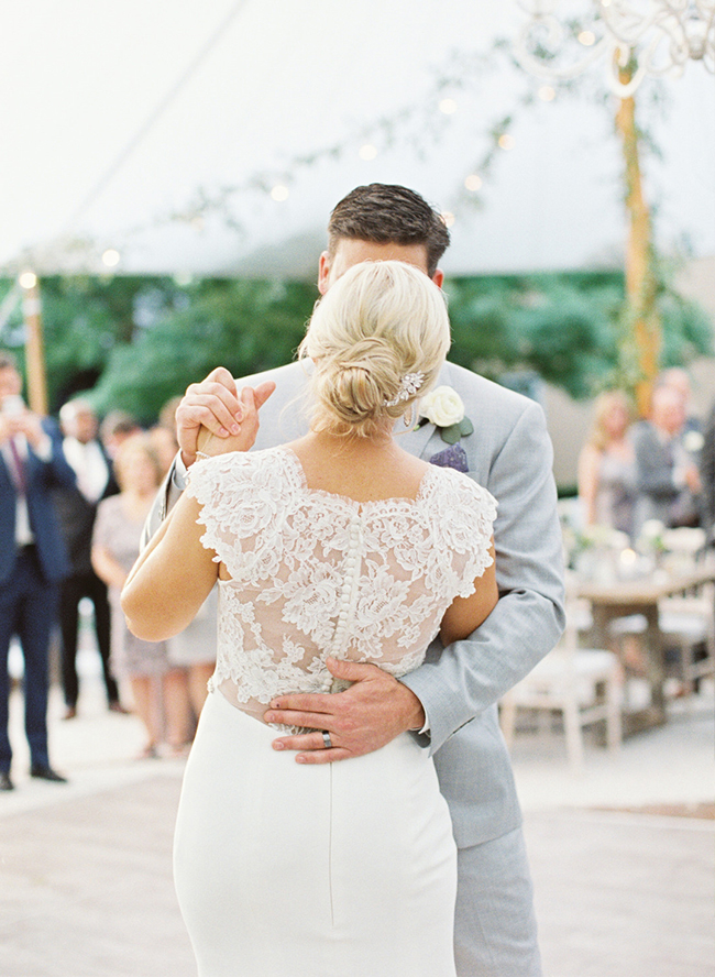 Rose Colored Wedding, Southern wedding in Charleston