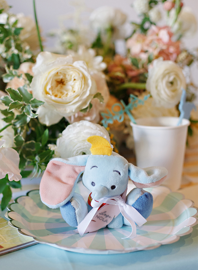 Dumbo Birthday Party, Whimsical Birthday Party