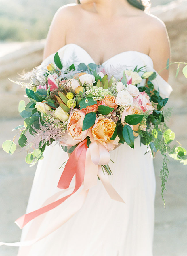 Desert Elopement, Desert Wedding Colors