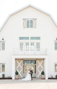 The Nest at Ruth Farms, Pastel Wedding