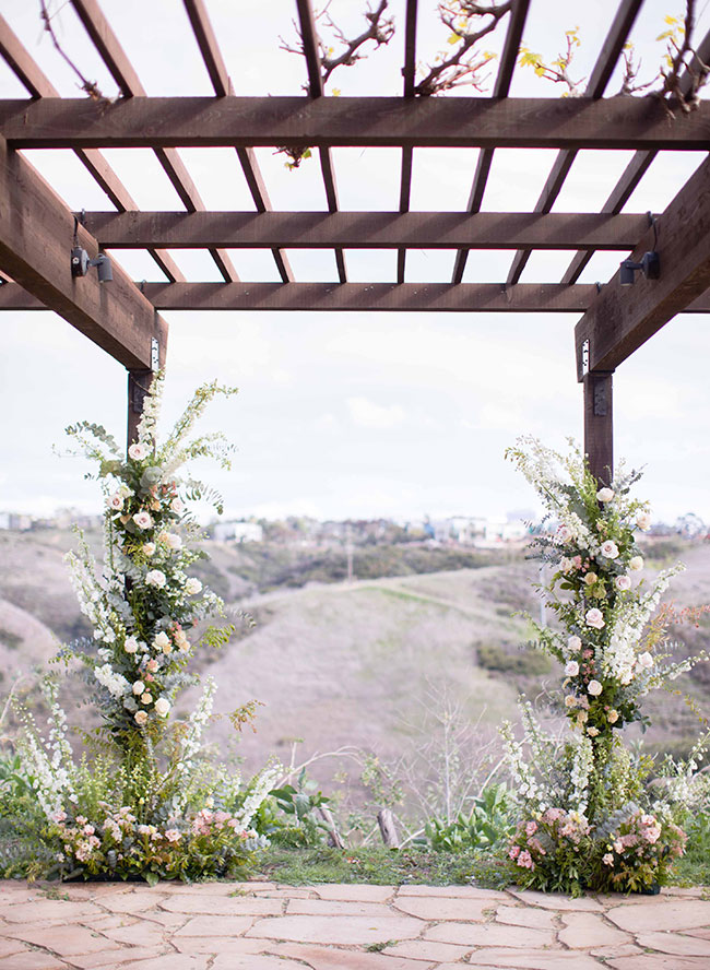 Eco-Friendly Wedding, Wedding in La Jolla