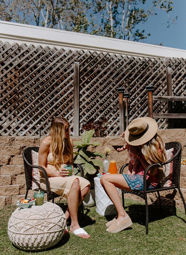 backyard entertaining ideas, outdoor entertaining