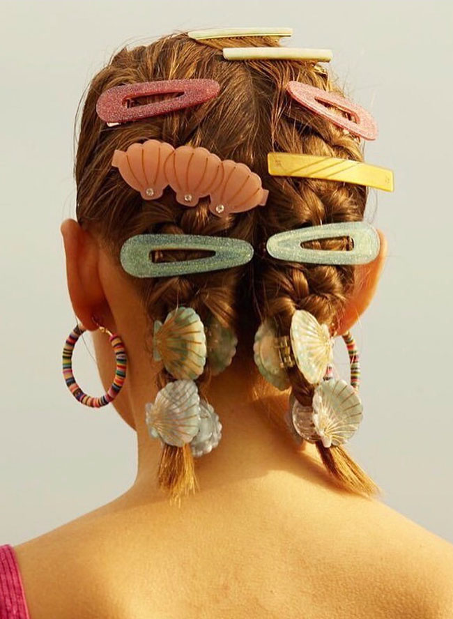 Hair Accessory Trends You Need to Try - Inspired by This