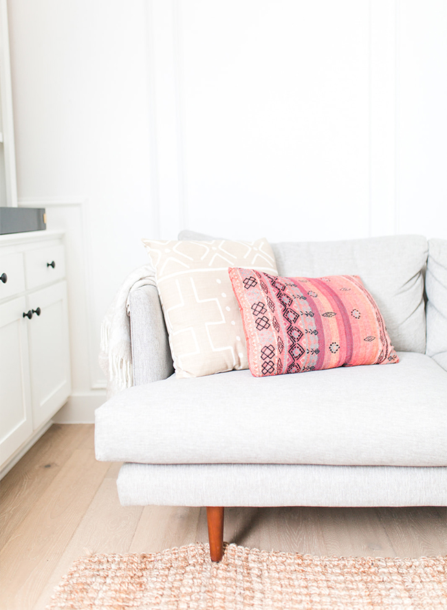 California Casual Style Home, Home Tour
