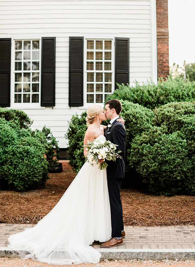 Natural Wedding in North Carolina