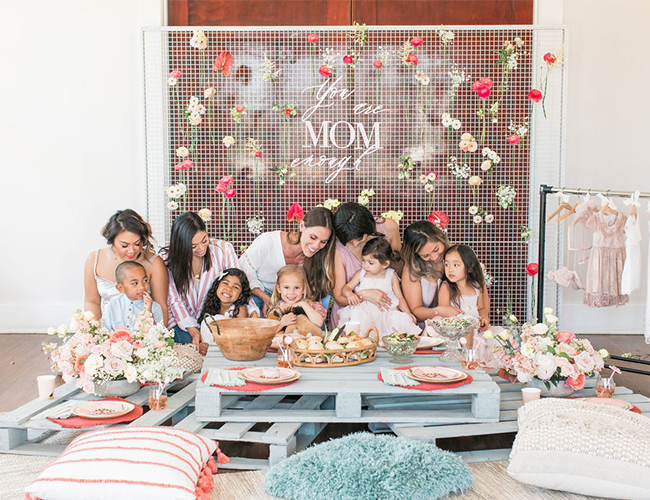 Mother's Day Party, Mommy and Me Brunch