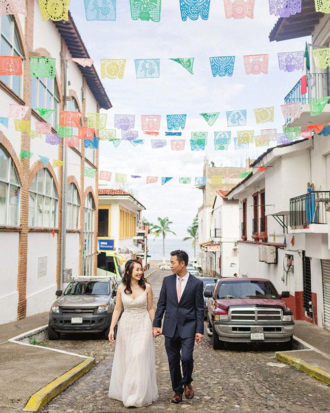 Destination Wedding in Puerto Vallarta, Hyatt Ziva Puerto Vallarta