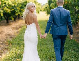 Greenhouse Wedding, summer wedding