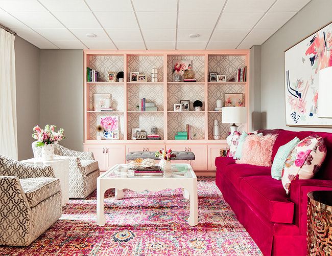 How To Make Colorful Interior Design Work for You - Inspired By This