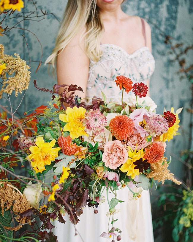 Secret Garden Wedding Inspiration - Inspired by This