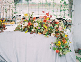 Secret Garden Wedding Inspiration - Inspired by This