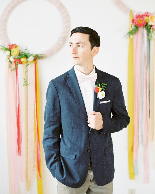 Modern Pastel Wedding Inspiration, Pastel Wedding Colors
