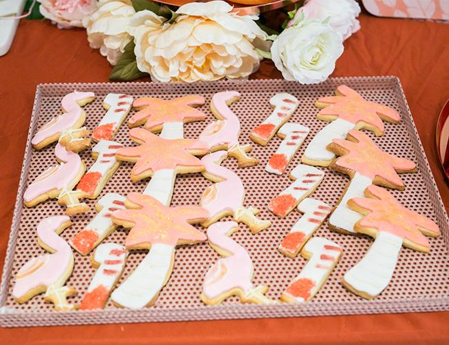 Summer Themed Birthday Party, Alpaca Birthday