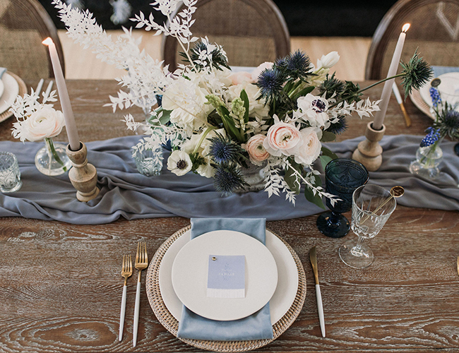 Elegant & Rustic Baby Shower - Inspired by This