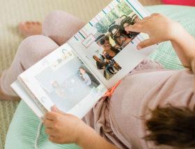 Creative Photo Book Idea, Mixbook