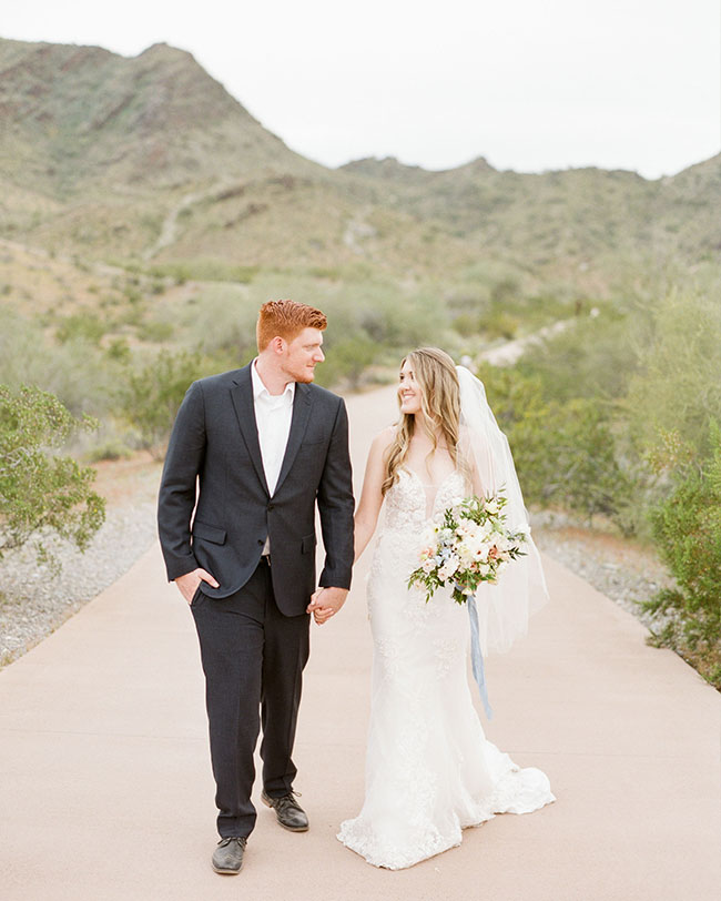 Desert Vow Renewal - Inspired by This
