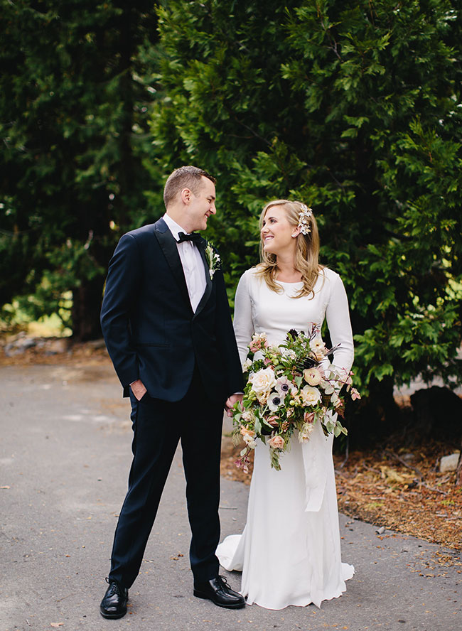 Lake Tahoe Wedding, Whimsical Forest Wedding