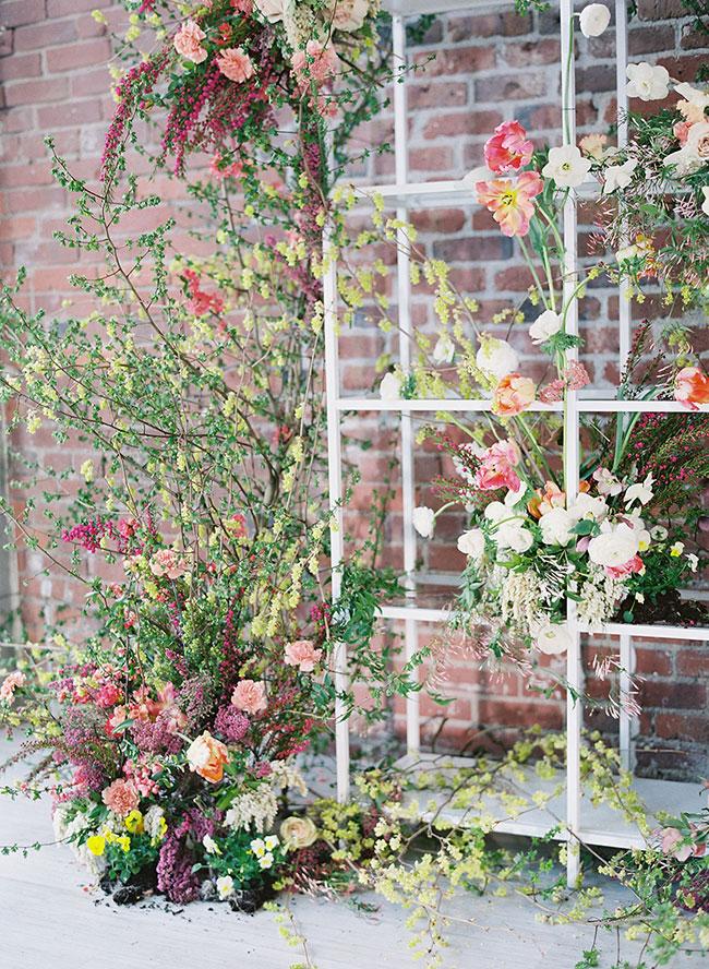 A Floral Installation, Floral Workshop
