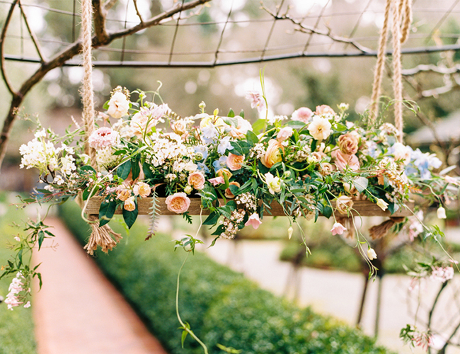 Peach Garden Wedding, Peach Wedding