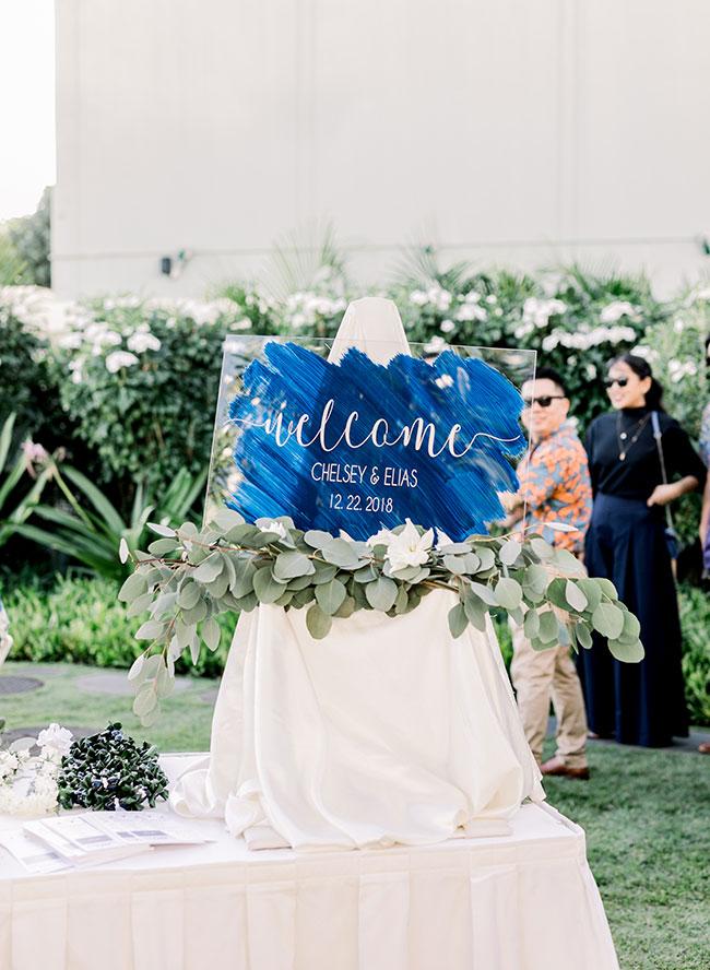 Acrylic Wedding Signage, Acrylic Wedding Invitations