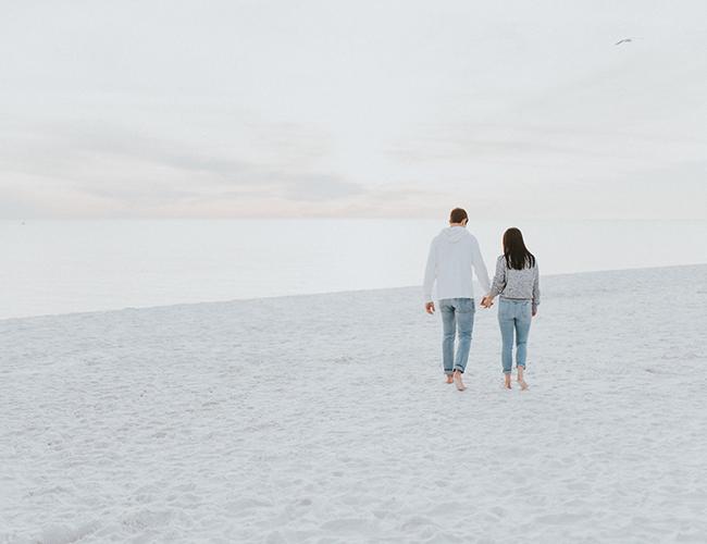 Proposal On The Beach in Seaside, Florida