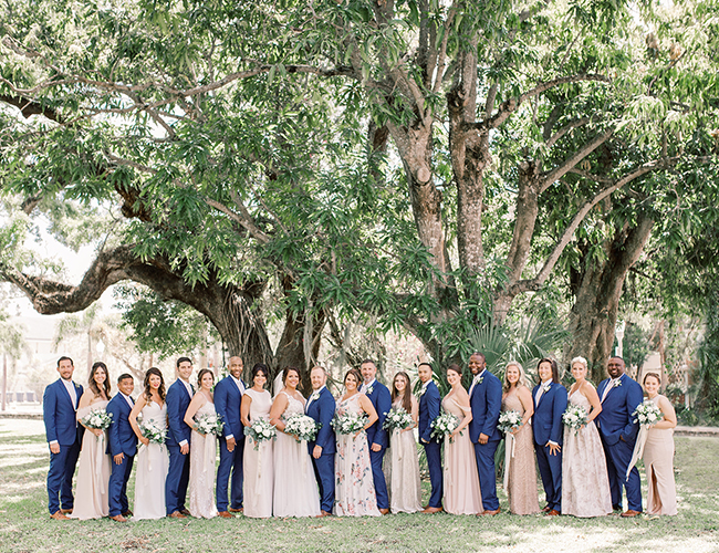 Riverfront Wedding in Fort Myers - Inspired by This