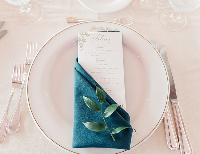 Bel Air Bay Club Wedding - Inspired by This