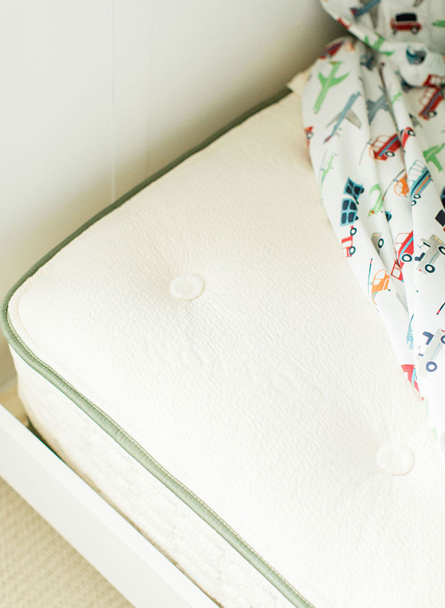 Organic Bedding for Kids - Inspired by This
