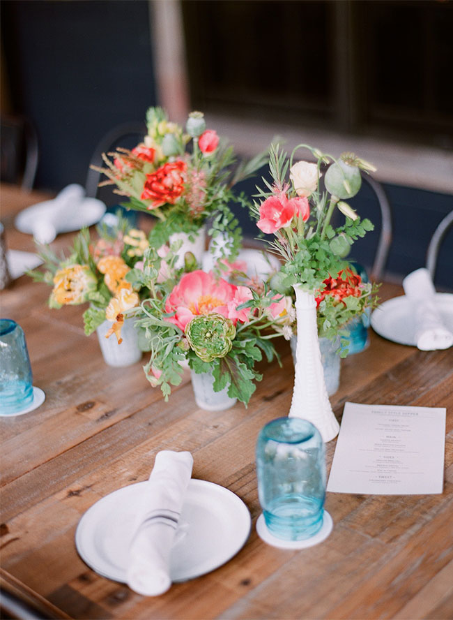 Rustic Rehearsal Dinner in Austin, TX - Inspired by This