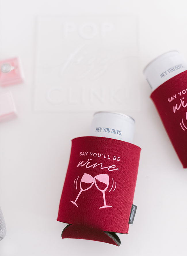 Bachelorette Party Favors, Bachelorette Party Koozies