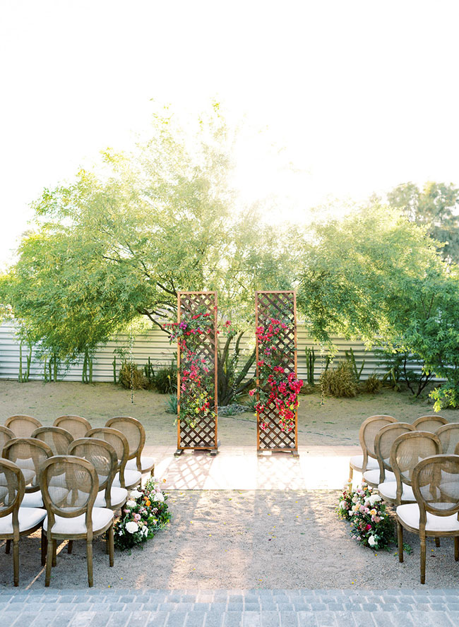 Bougainvillea Wedding, Phoenix Wedding