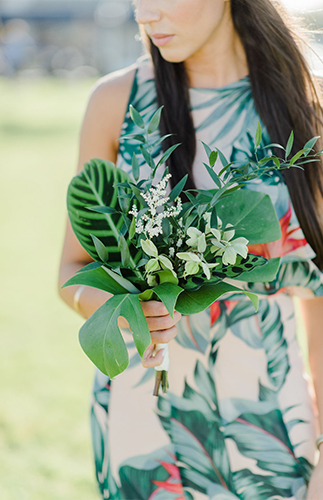 Coral Wedding, Tropical Wedding