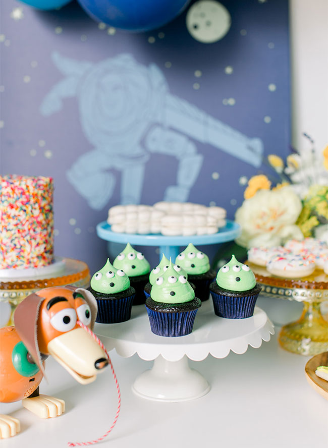 An Adorable Toy Story 4 Movie Premiere Party Inspired By