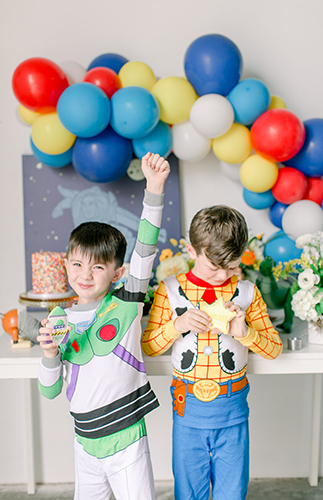 Toy Story Party, Toy Story 4 Movie
