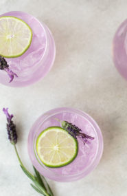 Colorful Summer Cocktails To Try