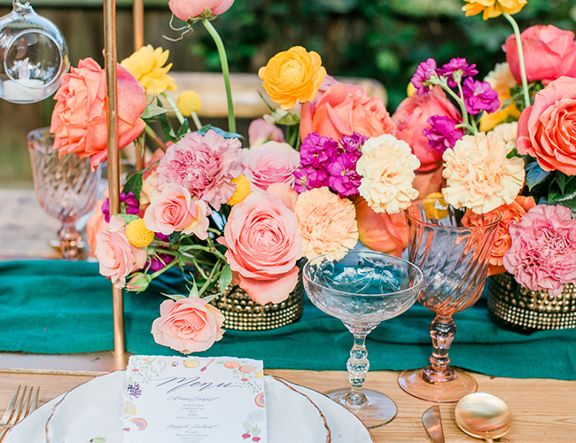 Gather Together, Backyard Dinner Party