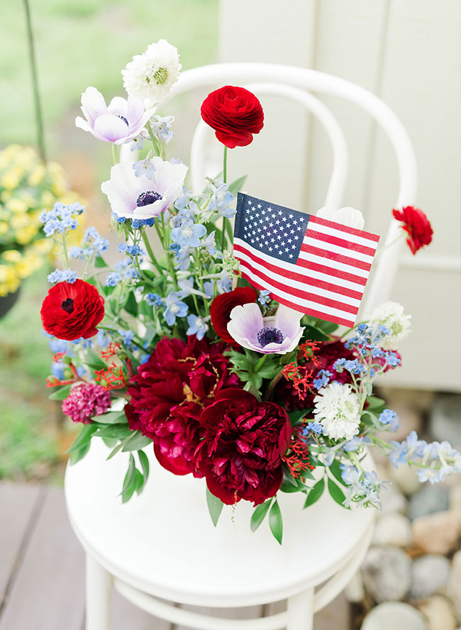 4th Of July Party, Outdoor Engagement Party Inspiration, Engagement Party
