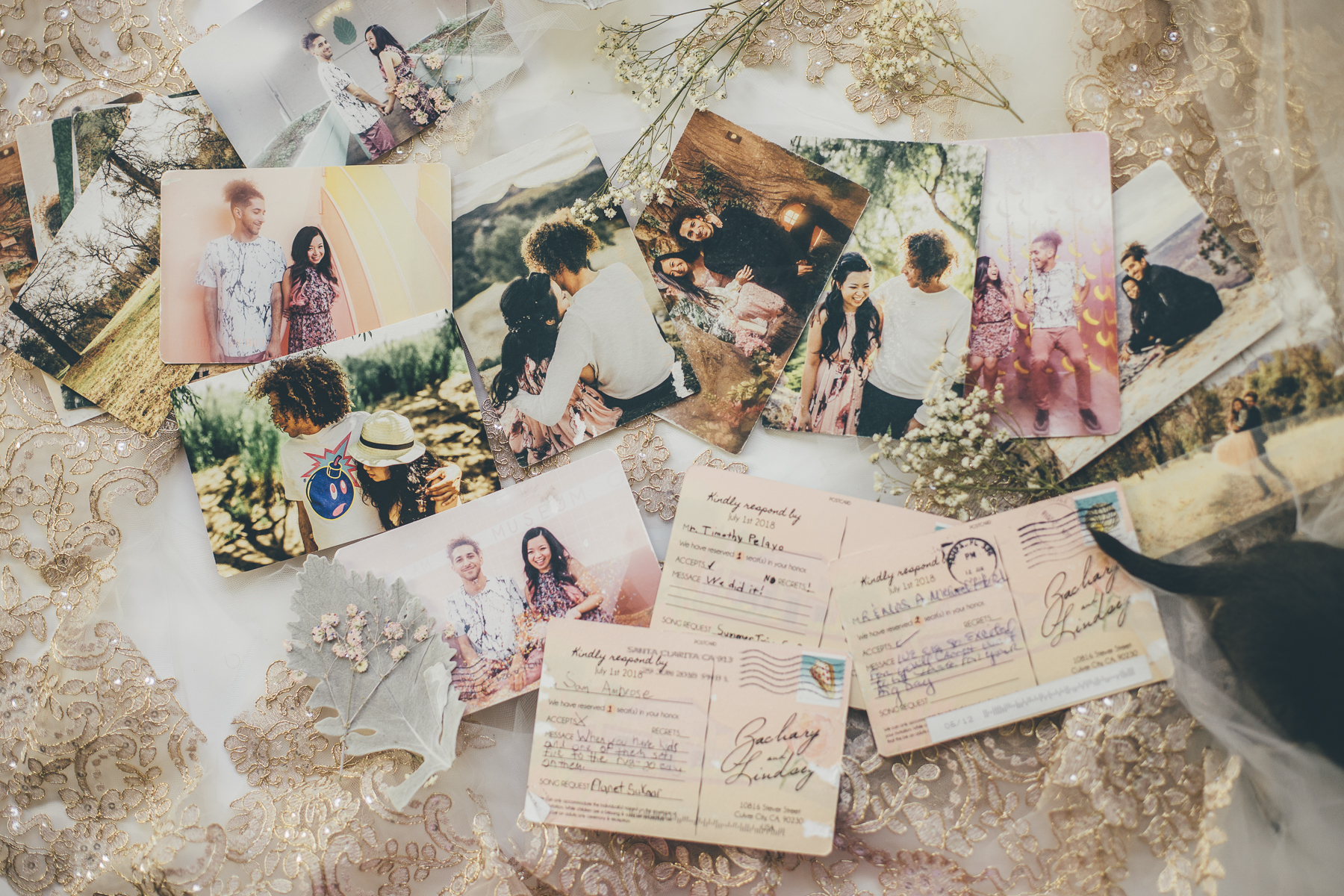 Blush Malibu Wedding Full of DIY Details - Inspired by This