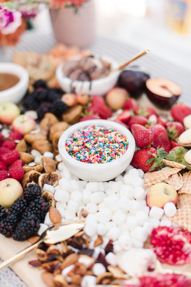 A Sunset Ice Cream Sundae Party, Ice Cream Sundae Day