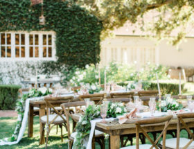 Classic Al Fresco Wedding, Wedding at Triunfo Creek Vineyards