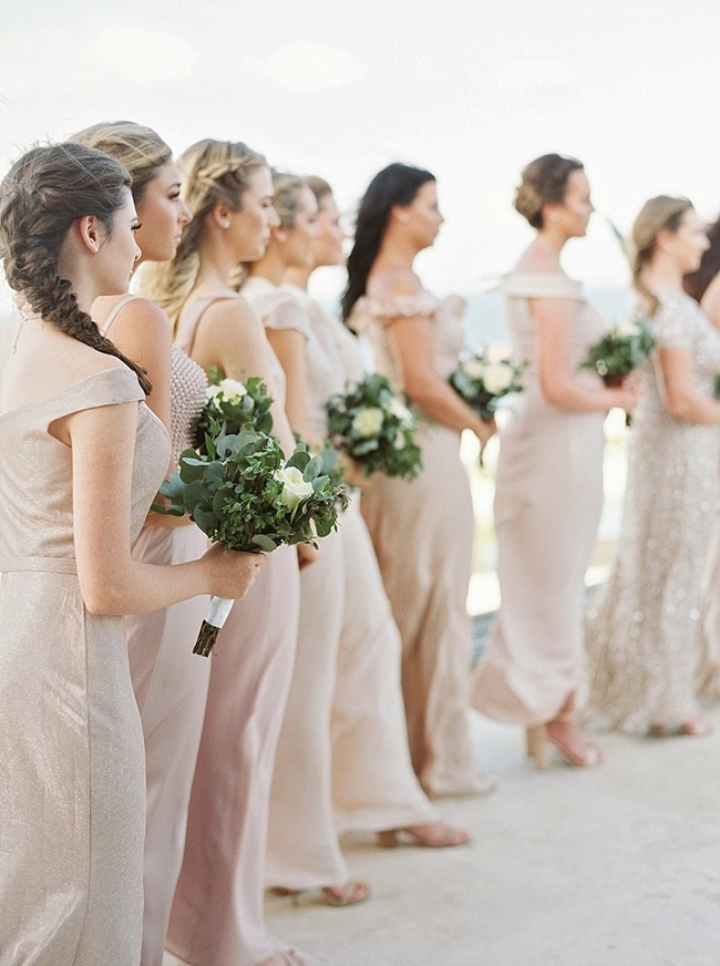 Neutral Destination Wedding in Cancun - Inspired by This