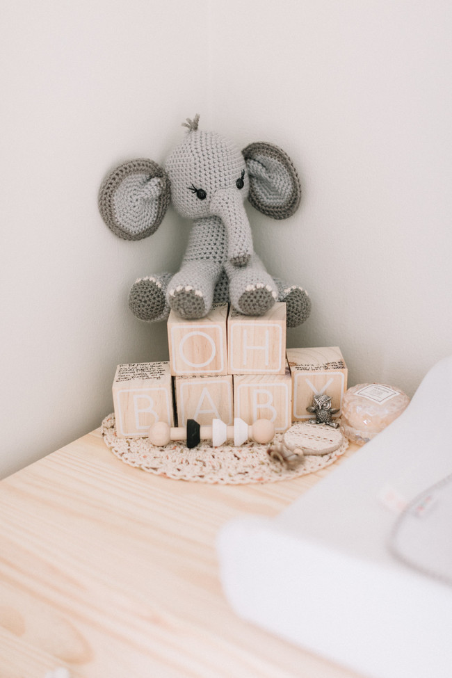Desert Nursery Decorated in Earth Tones - Inspired by This