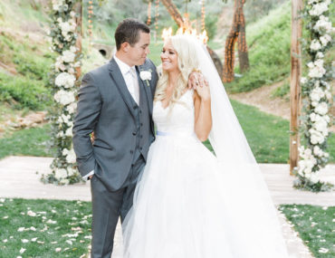 Rustic Lakeside Wedding, Fallbrook Wedding