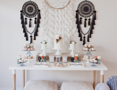 Boho Birthday Party