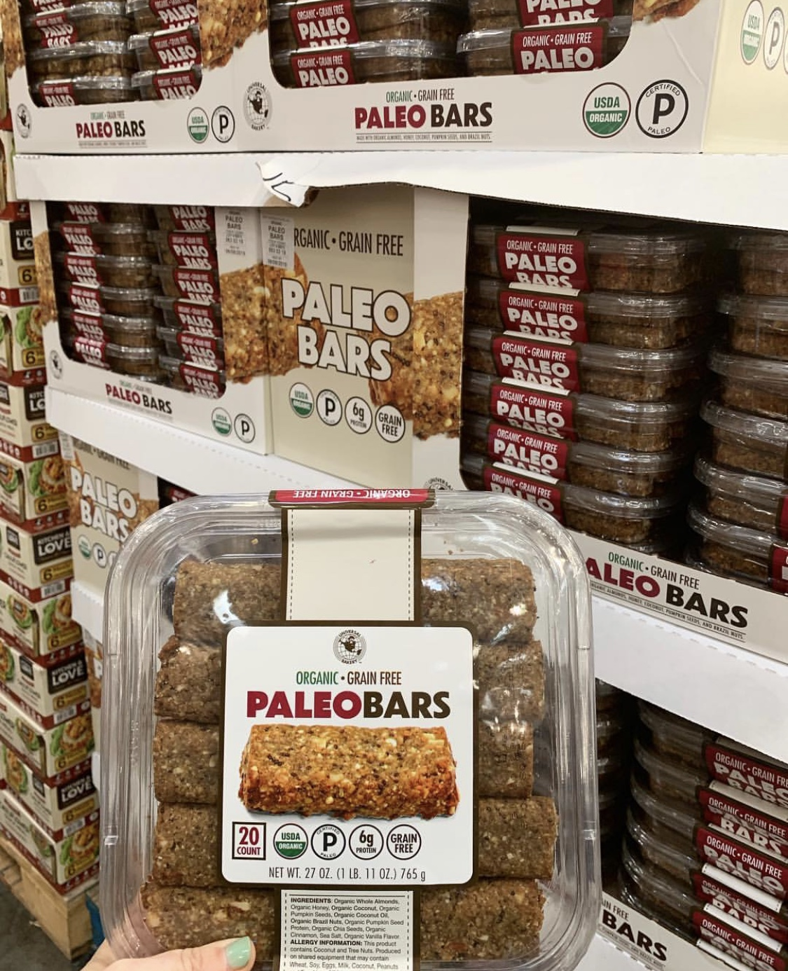 High Protein Snacks You Can Get at Costco - Inspired By This